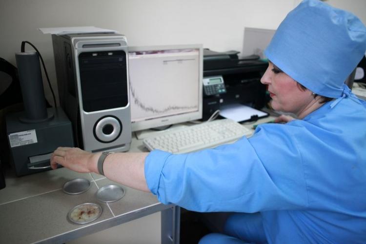 О некоторых итогах работы отдела радиологии