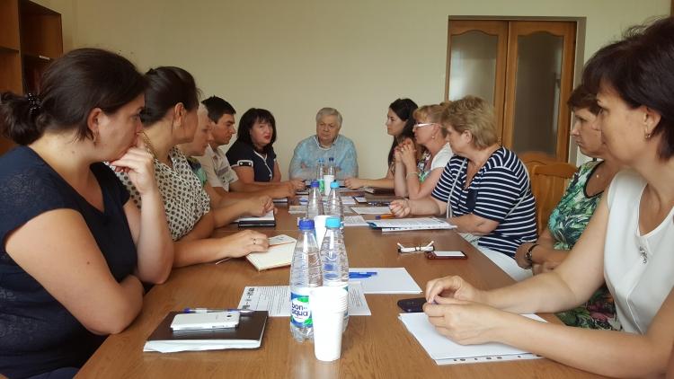 О состоявшемся совещании  с руководителями и специалистами масложировой отрасли Кубани