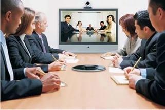Об участии в видеоконференции