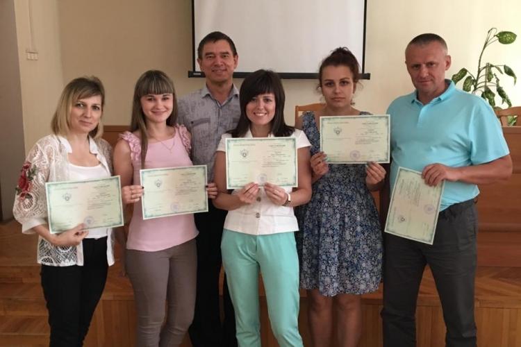 В Учебном центре ФГБУ «Краснодарская МВЛ» завершились очередные курсы повышения квалификации