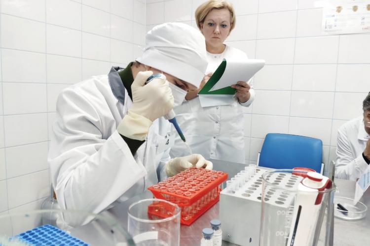 Специалист лаборатории выступил в качестве независимого эксперта на Региональном чемпионате «Молодые профессионалы» по компетенции «Ветеринария»