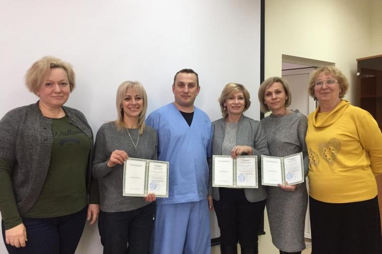 Заведующие диагностическими отделами Испытательного центра прошли повышение квалификации в ФГБНУ «ФЦТРБ-ВНИВИ»