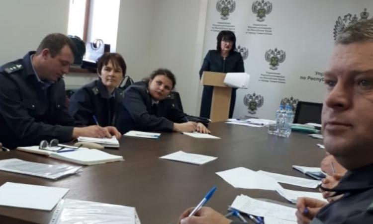 О проведении обучающего семинара госинспекторов ветеринарного надзора