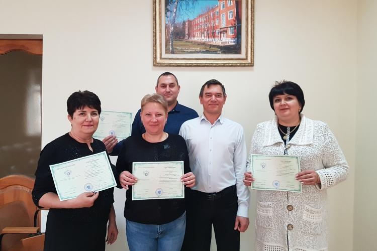 Состоялся пятый выпуск слушателей курсов повышения квалификации по работе в ФГИС «Меркурий.ХС»  в этом году