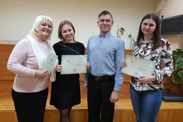 С начала 2020 года в Учебном центре ФГБУ «Краснодарская МВЛ» обучение прошли 100 слушателей