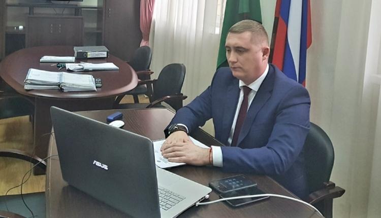 Директор Учреждения Дмитрий Чумаков принял участие в заседании по вопросам цифровой трансформации контрольно-надзорной деятельности
