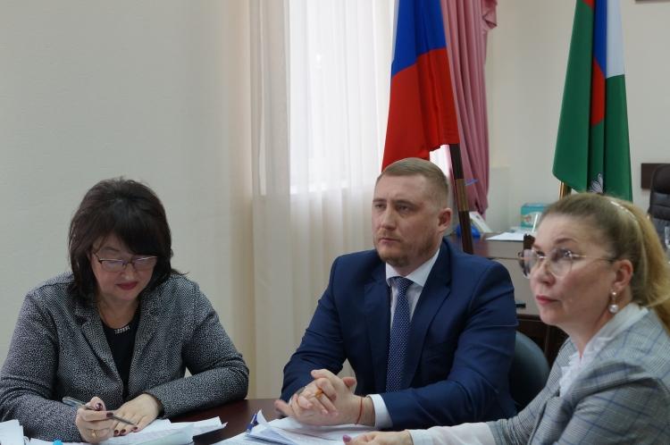 На заседании Балансовой комиссии Россельхознадзора подведены итоги деятельности Учреждения за 2020 год