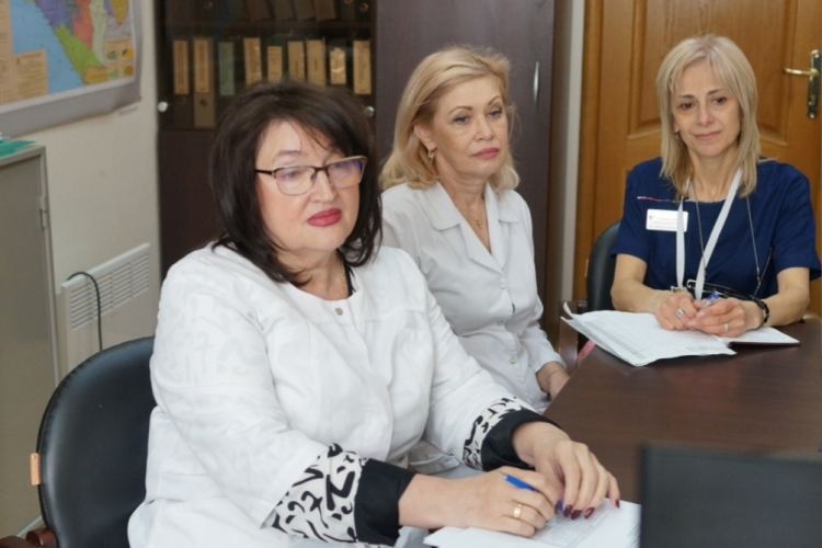 Специалисты Учреждения приняли участие в международном семинаре