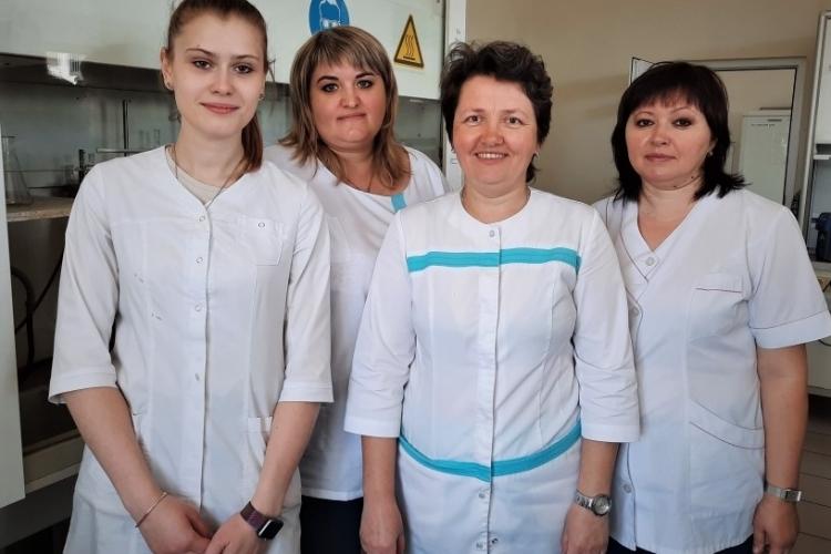 Специалисты отдела химических и токсикологических исследований приняли участие в международных сличительных испытаниях