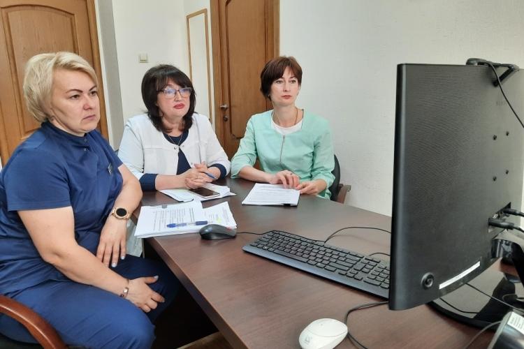 25 мая специалисты ФГБУ «Краснодарская МВЛ» приняли участие в онлайн-семинаре