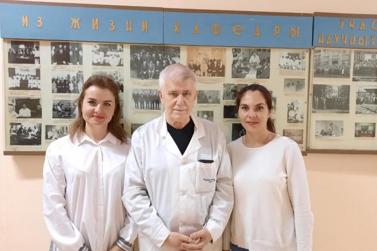 Сотрудники отдела патоморфологии прошли курсы повышения квалификации в Санкт-Петербургском государственном университете ветеринарной медицины
