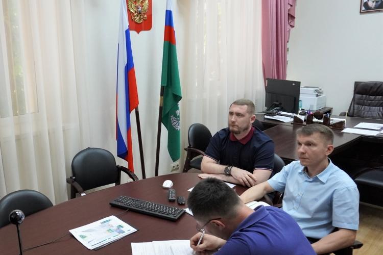 Состоялось совещание по вопросам работы системы «Аргус-Лаборатория»