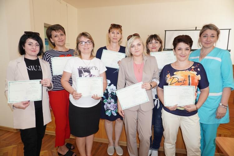 В Учебном центре ФГБУ «Краснодарская МВЛ» прошли курсы повышения квалификации