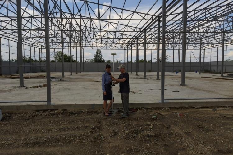 Выездная проверка на участке сельхозназначения прошла в Краснодаре
