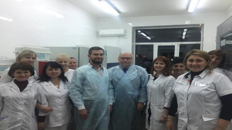 О подтверждении компетентности Испытательного центра ФГБУ «Краснодарская МВЛ» международным асессором Немецкого органа по аккредитации DAkkS